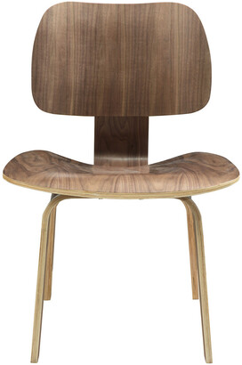 Modway Fathom Dining Wood Side Chair