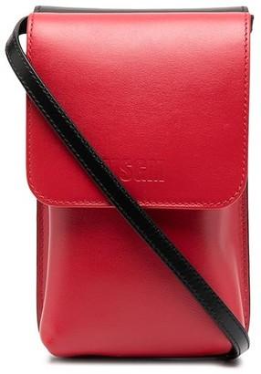MSGM Panelled Mini Bag