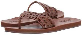 Flojos Leah (Black) Women's Sandals