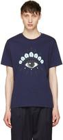 Kenzo Navy Eye T-Shirt