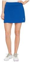 Puma Solid Knit Skirt Women's Skirt