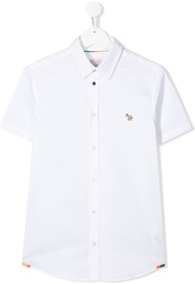 Paul Smith TEEN poplin shirt