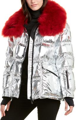 Moncler Atena Down Coat