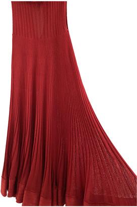Stefanel Red Dress for Women