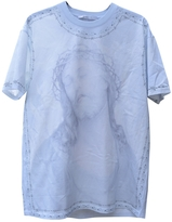 Givenchy Blue Cotton T-shirt