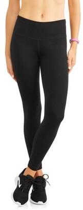 Athletic Works Women's Dri-More Cotton Legging