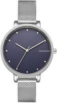 Skagen Women's Stainless Steel Mesh Bracelet Watch 34mm SKW2582
