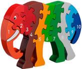 Lanka Kade Elephant 1-10 Puzzle