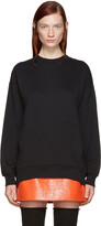 Acne Studios Black Carvel Sweatshirt
