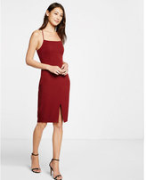 Express T-back Sheath Dress