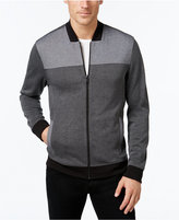 Alfani Men's Big and Tall Colorblocked Full-Zip Jacket, Only at Macy's