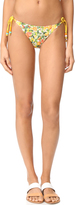 Stella McCartney Iconic Prints Tie Side Bikini Bottoms