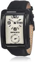 Breed Men's BRD3804 Aston Silver Watch