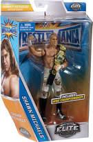 WWE WrestleMania Elite Shawn Michaels action figure