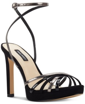 Nine West Lorelle Platform Dress Sandals Women's Shoes