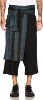 Yohji Yamamoto Waist Cloth Trousers