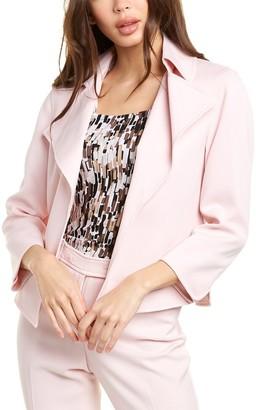 Anne Klein Ridge Crest Twill Jacket