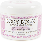 Motherhood Body Boost By Basq Raw Sugar Scrub - Lavender Vanilla