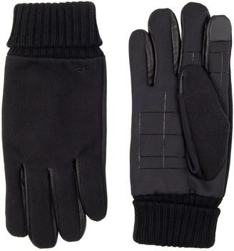 Dockers Men's Cotton Hybrid Glove