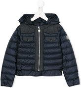 Moncler padded jacket - kids - Cotton/Polyamide/Spandex/Elastane/Goose Down - 5 yrs