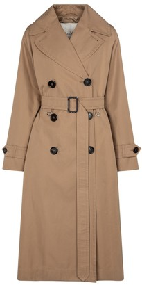 Max Mara Dimper cotton gabardine trench coat