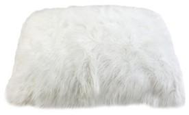 Jimco Lamp & Manufacturing Co Closeout! 36x27x4 Keller Carol Faux Mongolian Dog Bed Bedding