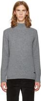 Burberry Grey Shenley Sweater