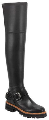 Marc Fisher Idaner Over-the-Knee Boot - Narrow Calf