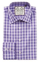 Thomas Pink Plato Dress Slim Fit Shirt.
