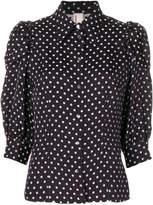 Antonio Marras polka dot print shirt