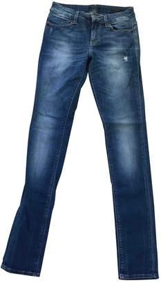 GUESS Blue Cotton - elasthane Jeans