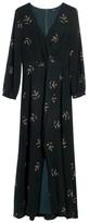 Madewell Women's Nightflower Maxi Dress