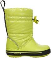 Crocs Crocband II.5 Gust Boot Kids - Citrus/Black-C6