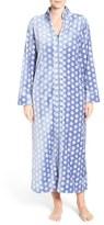 Carole Hochman Front Zip Velour Robe
