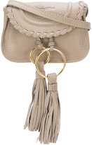 See by Chloe Polly cross body bag - women - Cotton/Calf Leather - One Size