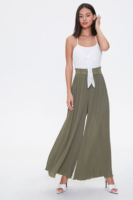 Forever 21 Knotted Combo Jumpsuit