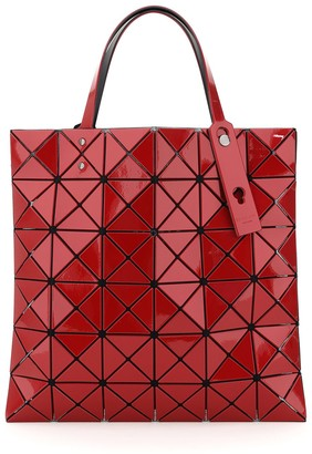 Bao Bao Issey Miyake Lucent Metallic Tote Bag