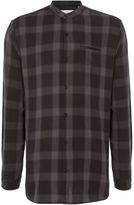 Lindbergh Men's Oversized long sleeve shirt