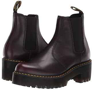 Dr. Martens Rometty Sanguine (Black Wyoming) Women's Boots