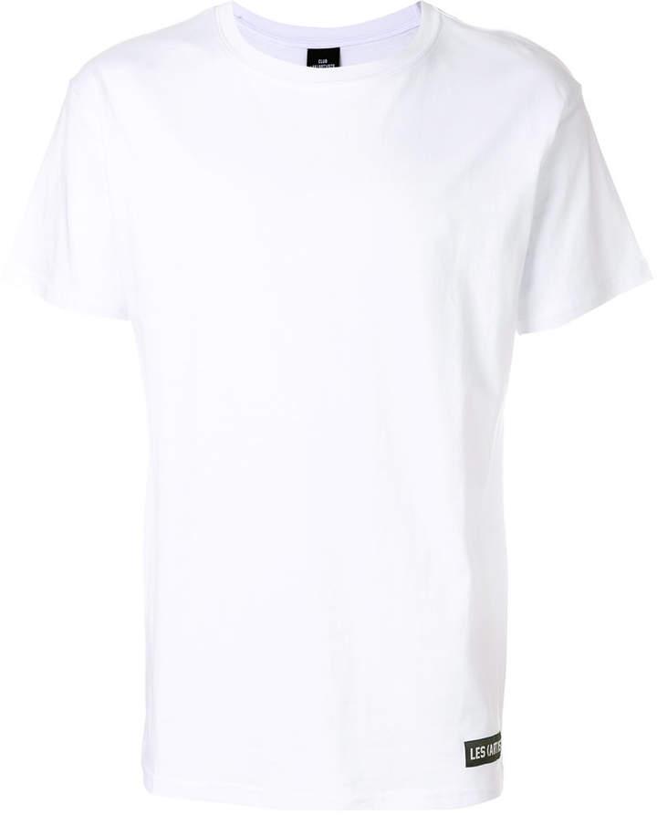 Les (Art)ists back printed T-shirt