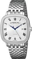 Raymond Weil Men's 2867-ST-00659 Maestro Analog Display Swiss Automatic Silver Watch