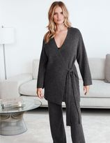 Marks and Spencer Pure Cashmere Long Sleeve Dressing Gown