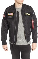 Alpha Industries Men's L-2B Flex Reversible Flight Jacket