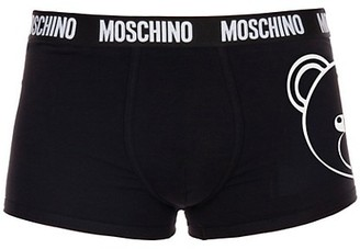 Moschino Bear Logo Trunks