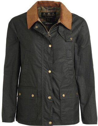 Barbour Lightweight Acorn Wax Jacket