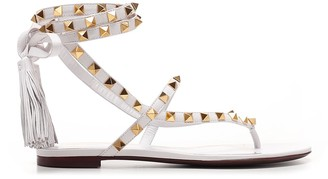 Valentino Rockstud Strapped Sandals