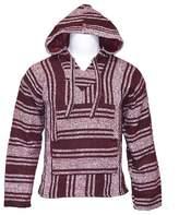 Sunrise Outlet Men's New Baja Hooded Jacket - XL