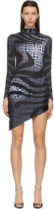 MAISIE WILEN Grey Orbit City Dress