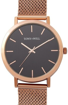 TONY+WILL Classic Rose TWM000D Watch