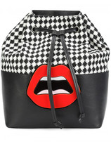 Yazbukey lips backpack